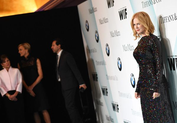 Nicole Kidman Photos - Women in Film 2015 Crystal & Lucy Awards Presented By Max Mara, BMW of North America And Tiffany & Co - Zimbio