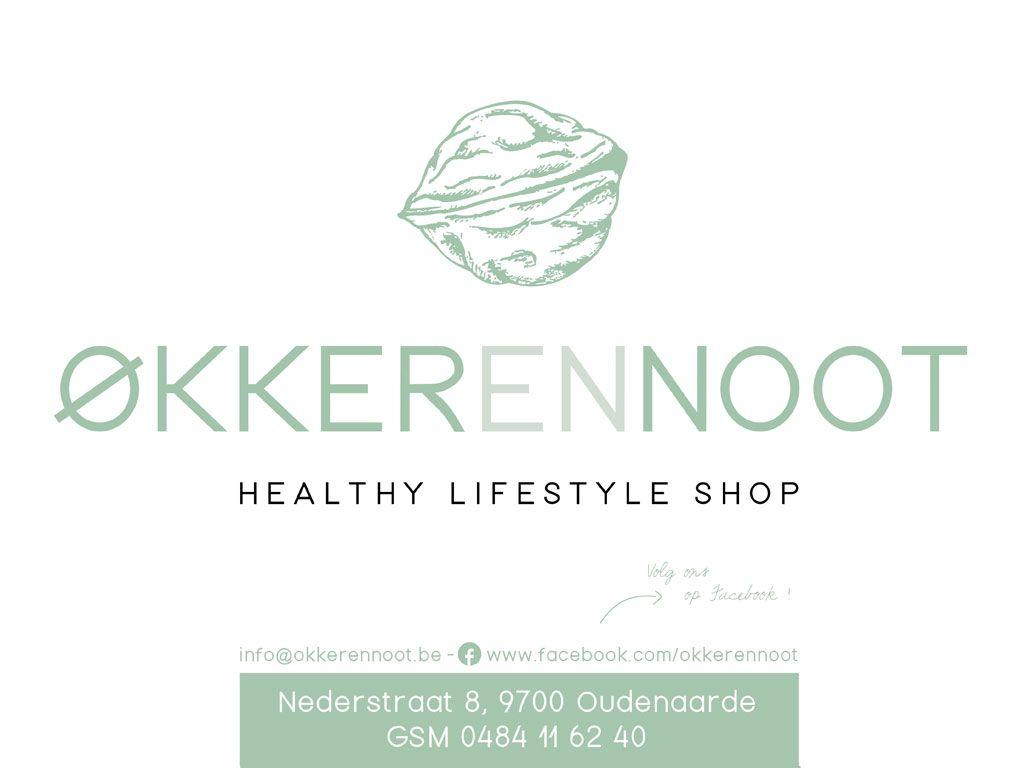 Okker en noot healthy lifestyle shop, Oudenaarde