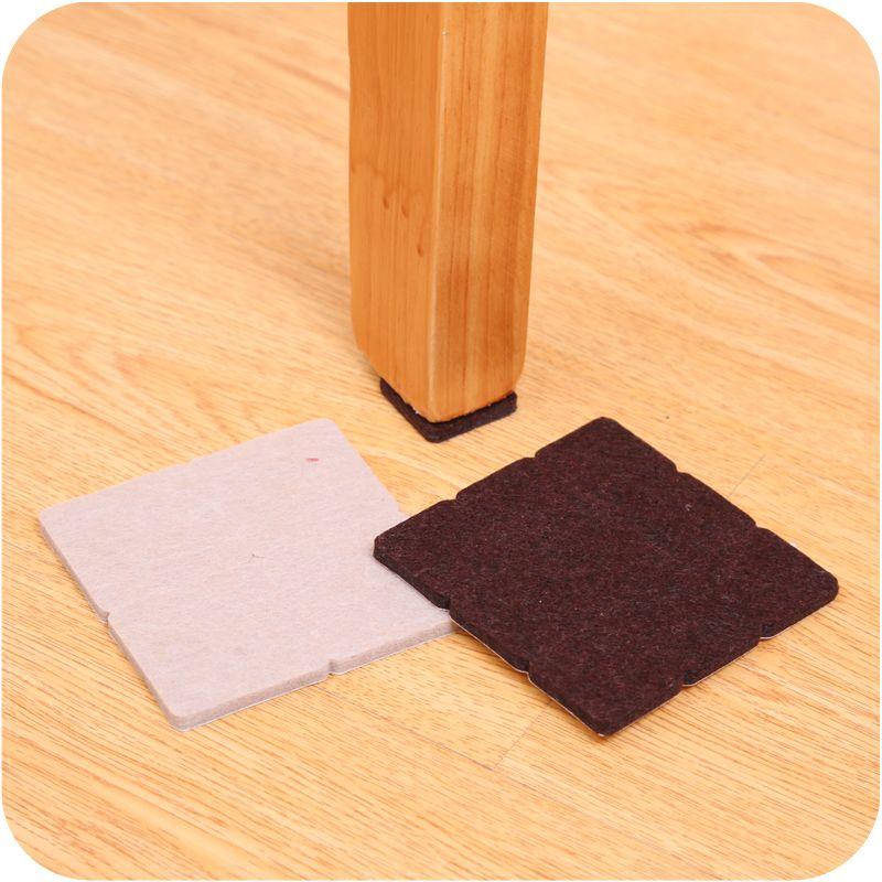 8 - 18pcs Adhesive chair feet pads Furniture Leg Feet Anti Slip felt mat prevent noise protection flooring Furniture Accessories #jewelry, #women, #men, #hats, #watches