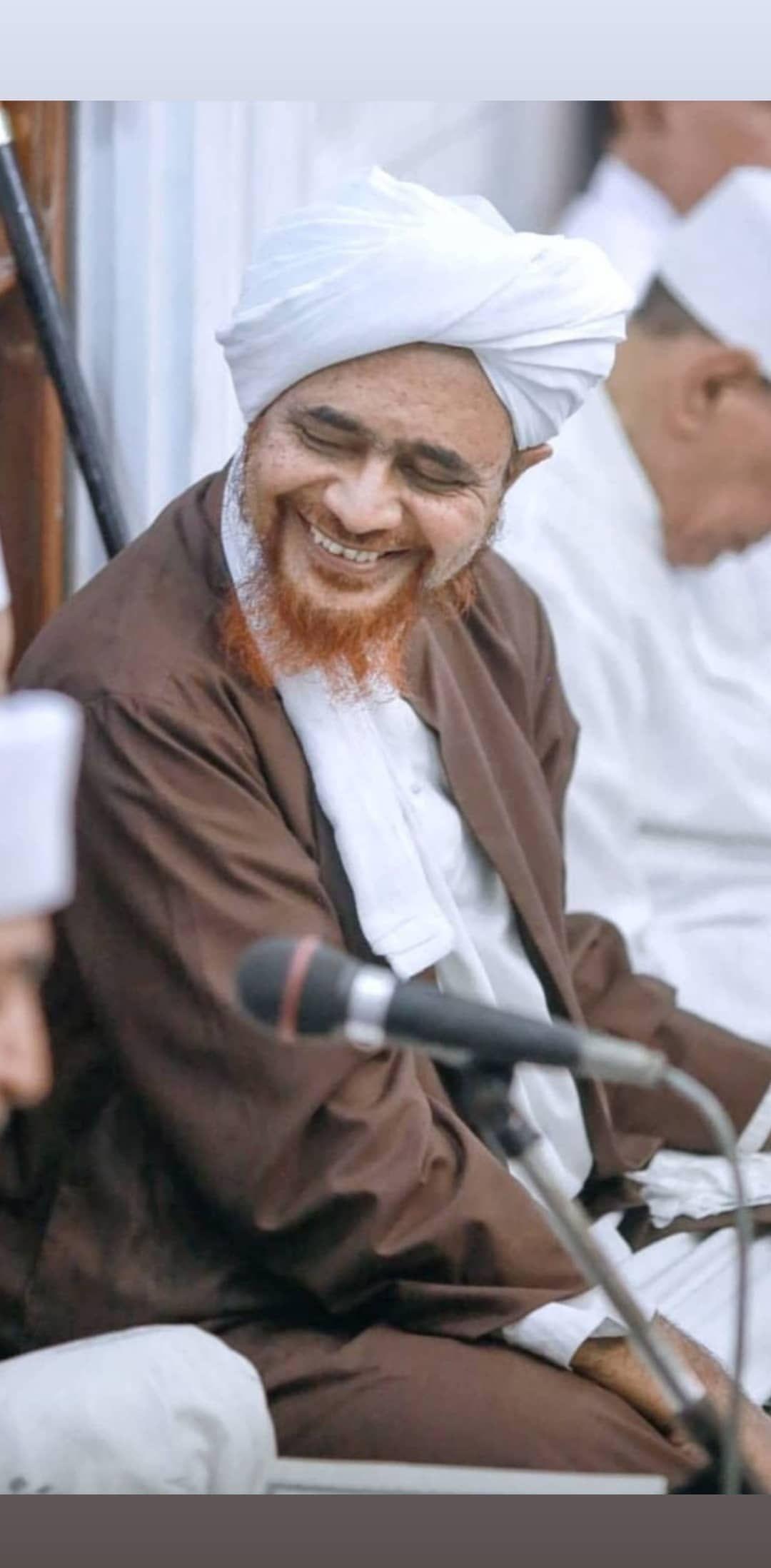 Pin Di Habib Ulama