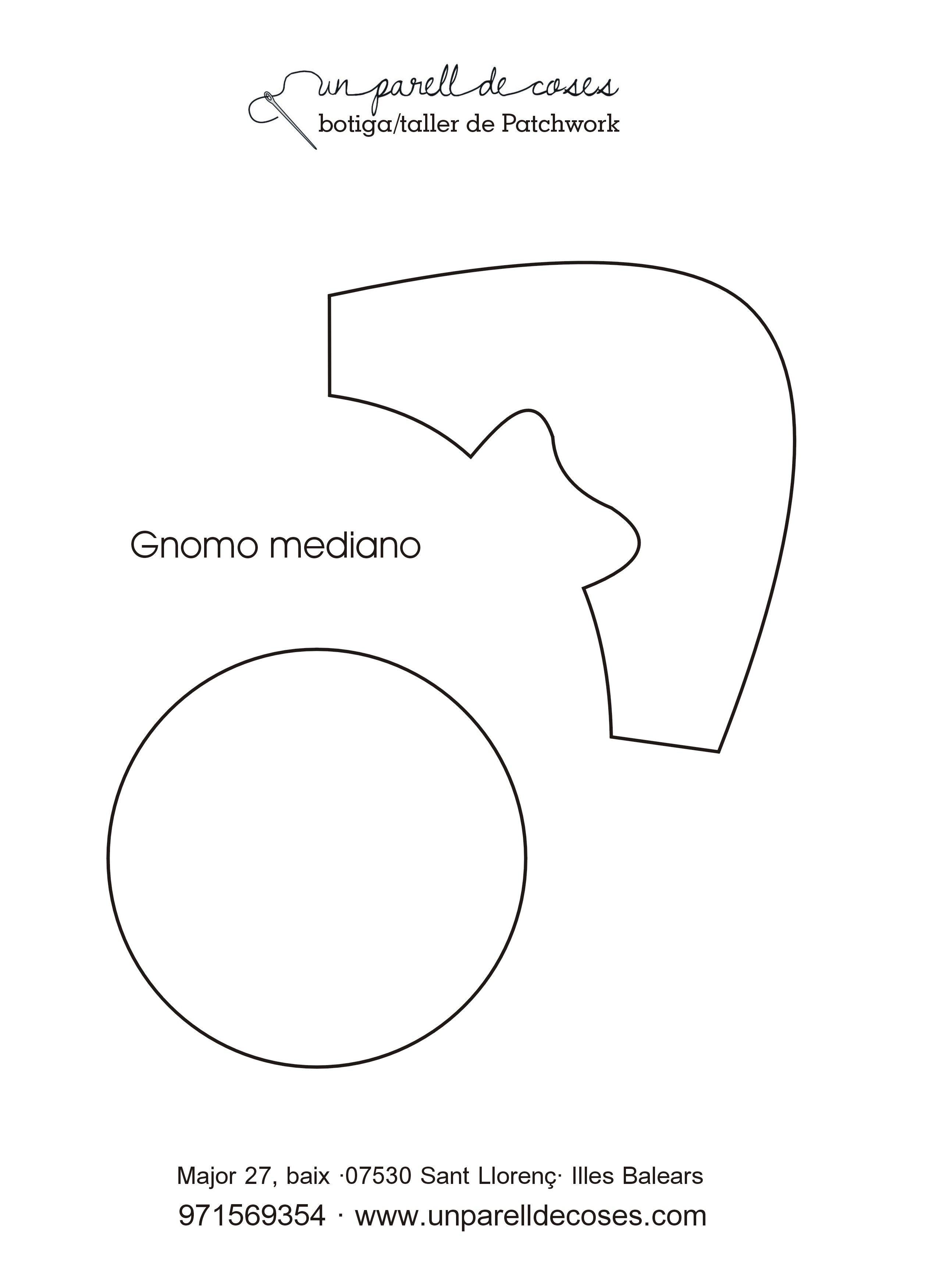 Gnomo Mediano 02