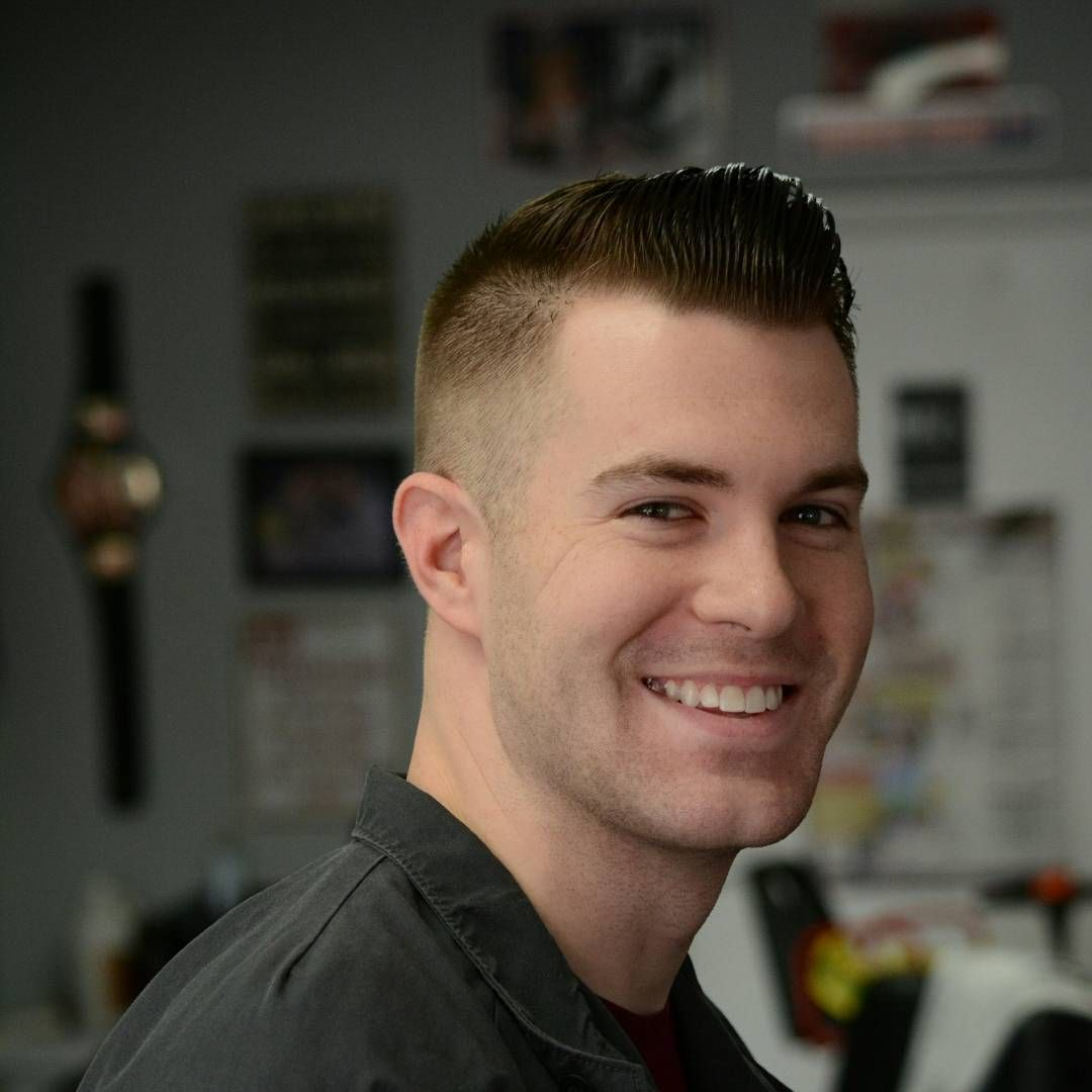 Nice 50 Classic Marine Haircuts For Men Serving In Style Trends