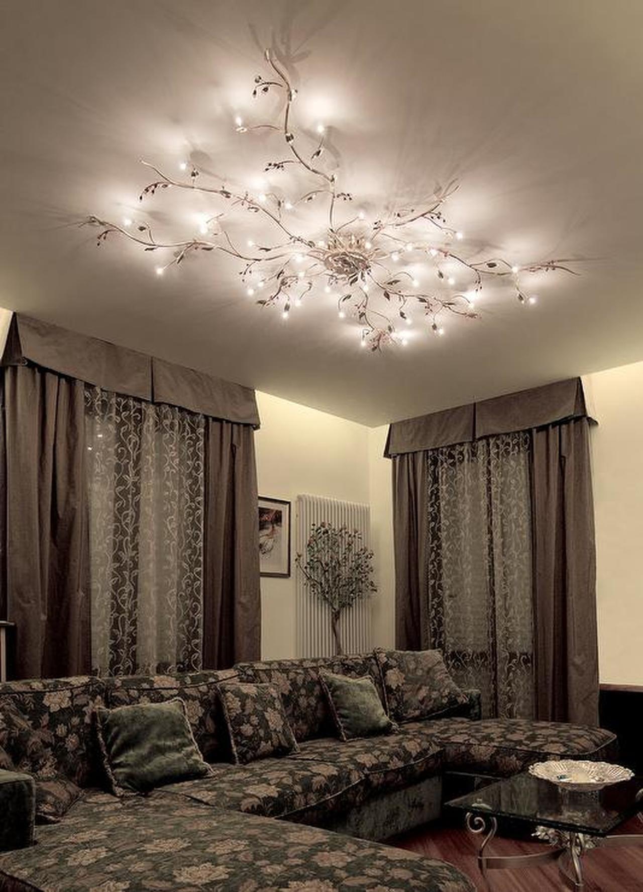 Gradara Living room lighting, Living room lighting ideas