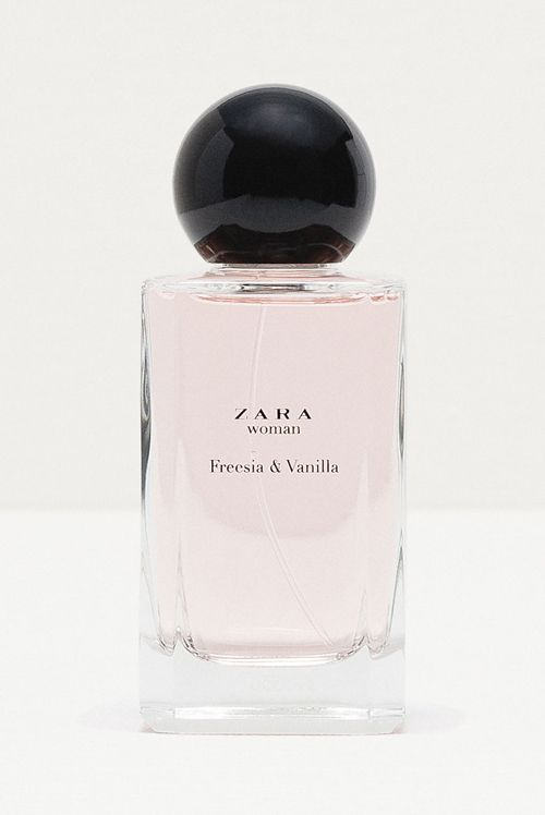 9ef3bf3bc Zara Woman Freesia & Vanilla Zara parfem - novi parfem za žene 2015 ...