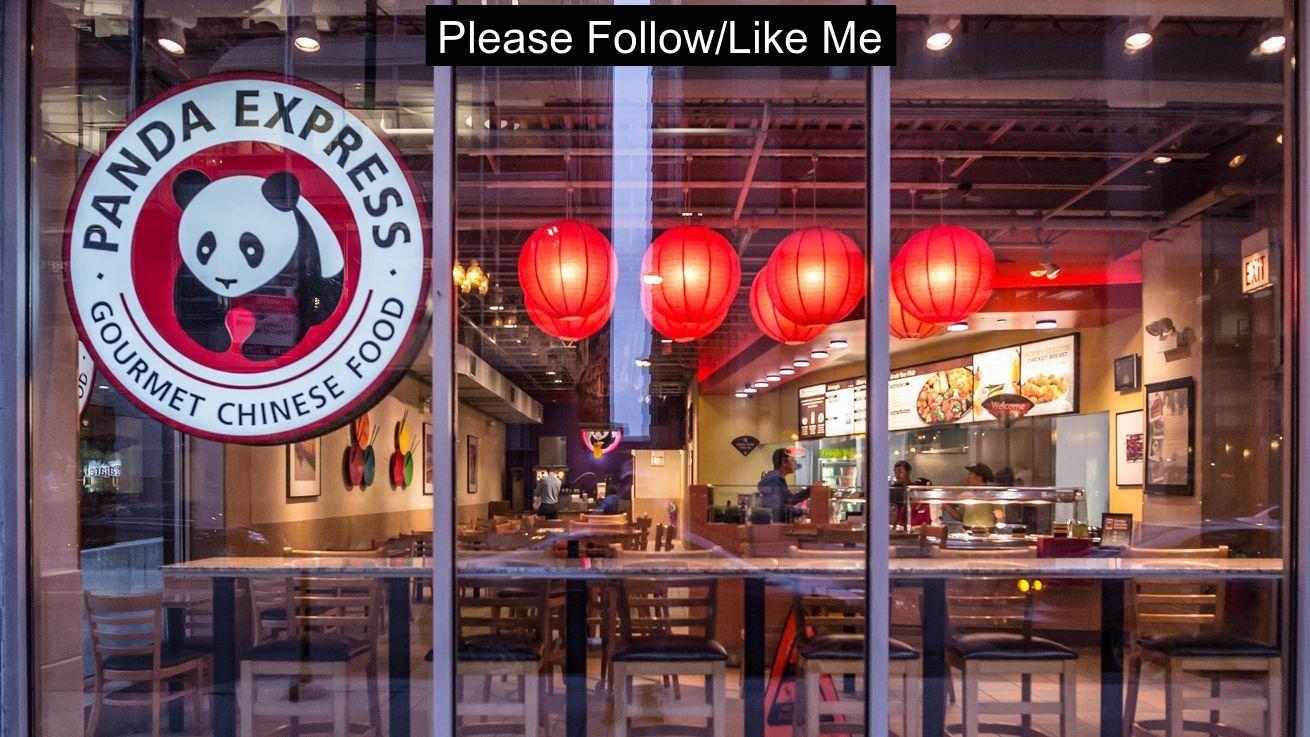 Panda Express Is Taking Its Orange Chicken To Japan Panda Express Chinese Fast Food Mall Food Court