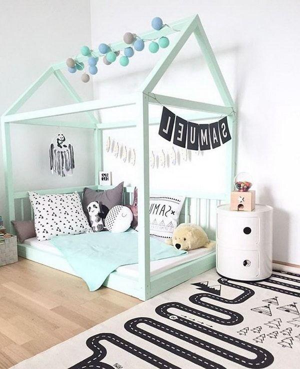 Colores Para Habitaciones Infantiles Diferentes Dormitorios Infantiles - Habitaciones-infantiles-en-blanco