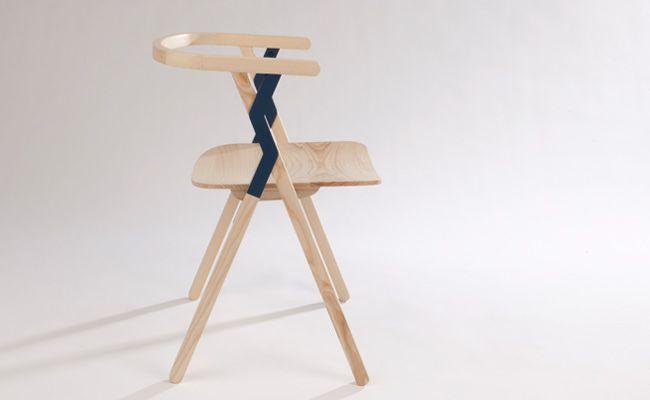 Suzie chair by superequipe