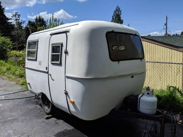 1982 13' Scamp camper - $6500 - Cedar Park, Seattle, WA ...
