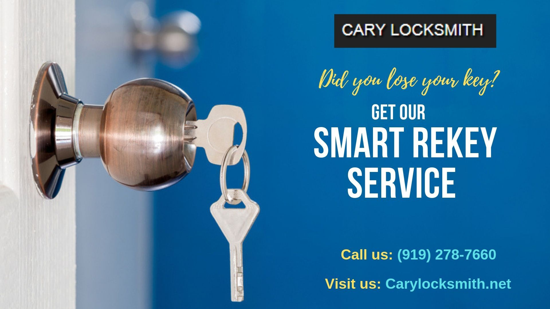 Did you lose your key at cary locksmith we offer expert