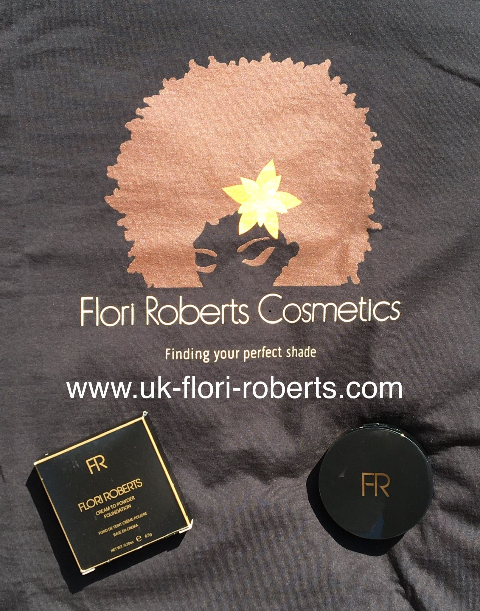 U.K. Flori Roberts Foundation, find your perfect shade. 14