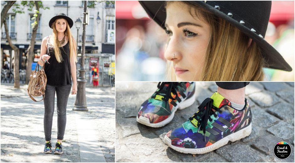 Adidas Flux Paris