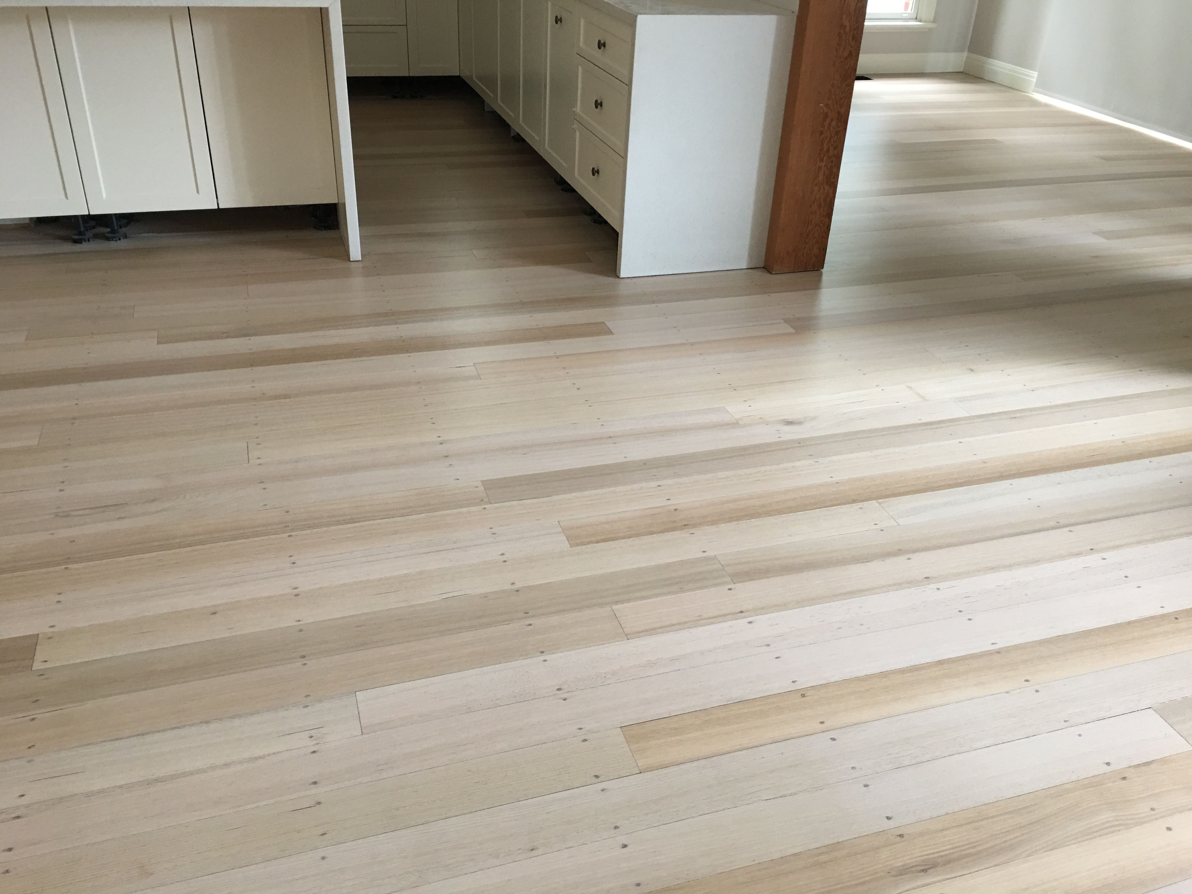 Flooring eclectic hardwood flooring boston by paris ceramics - Timber Flooring Limewash White On New Tas Oak Previously Stained Dark Color