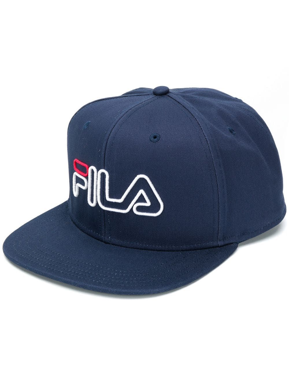 3ed3da6b183a4b Fila embroidered logo baseball cap - Blue in 2019 | Products ...