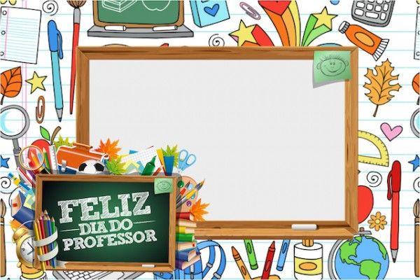 Cartão para o Dia do Professor: