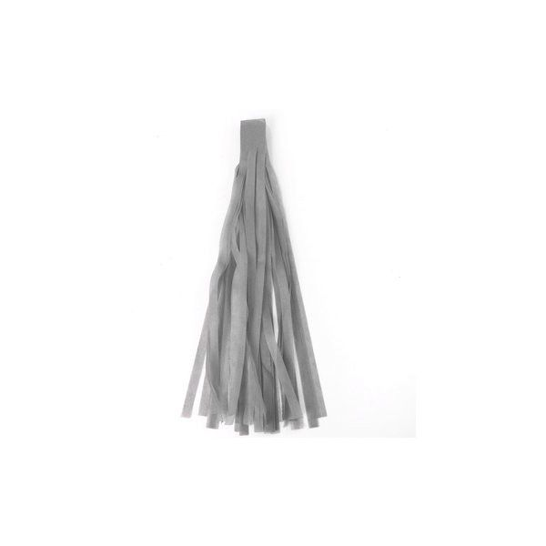 5Pcs Tassels Tissue Paper Garlands Bunting Ballroom Wedding Party Home... ($2.75) ❤ liked on Polyvore featuring white