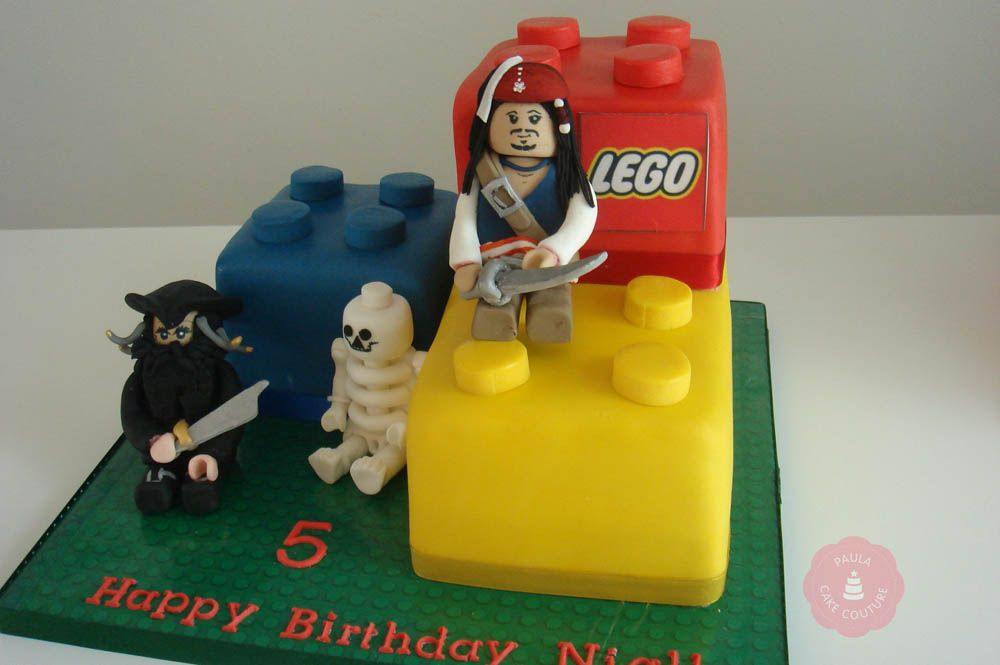 lego pirates of the caribbean cakes Google Search