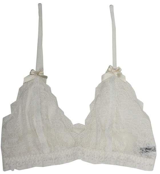047ef7bd74cac Hanky Panky Luxe Lace Open Bralette 977901 Women s Bra
