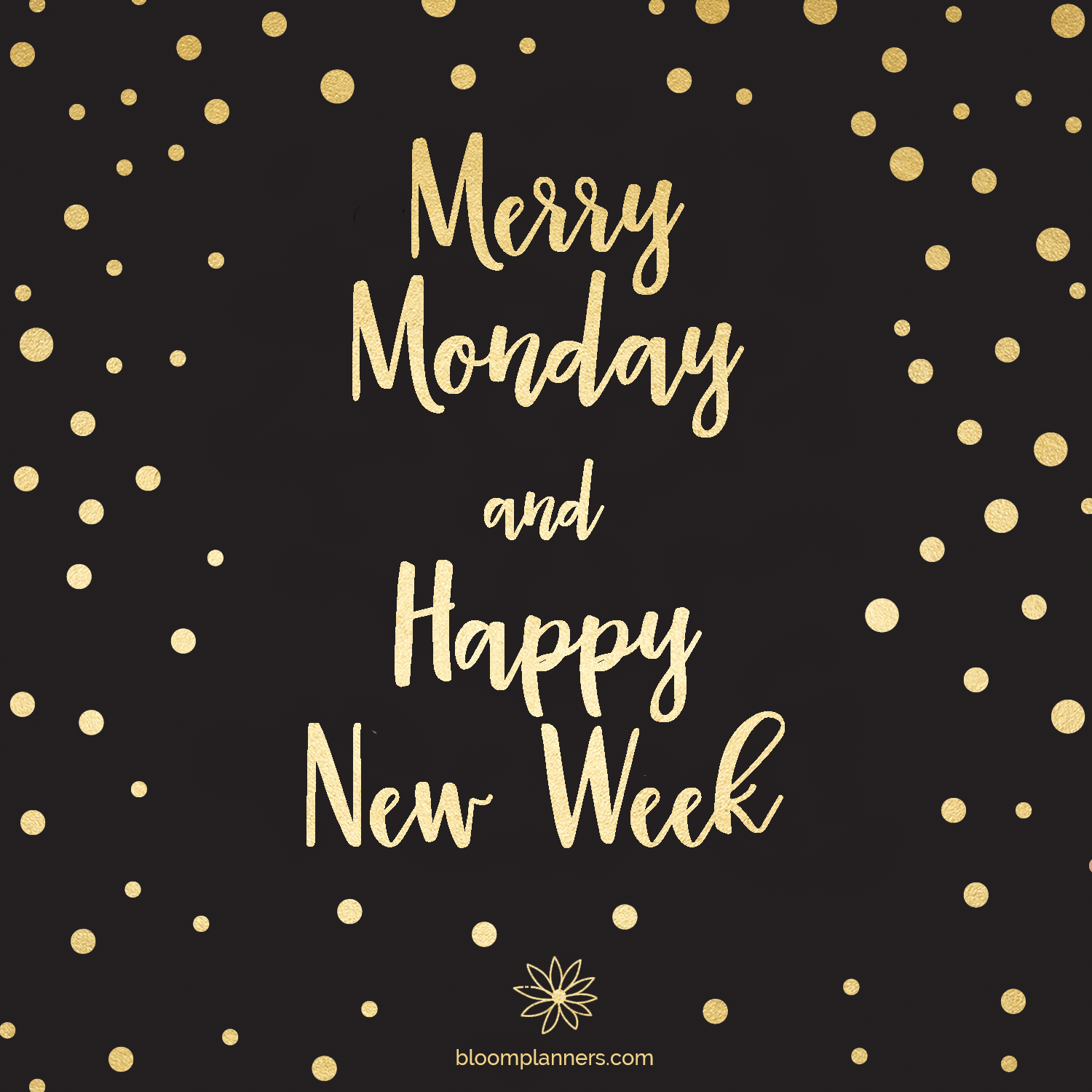 Hello monday have a great week love image collections - Merry Monday And Happy New Week Monday Mondaymotivation Motivation