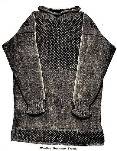 Yachting Jersey: How to Put a Spin on a Fisherman\'s Sweater [Part IV ...