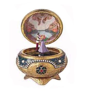 Music box from anastasia Once upon a December Pari holds the key
