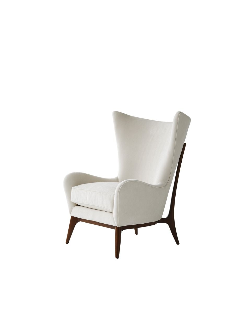 29 Wingback Chairs That Will Become