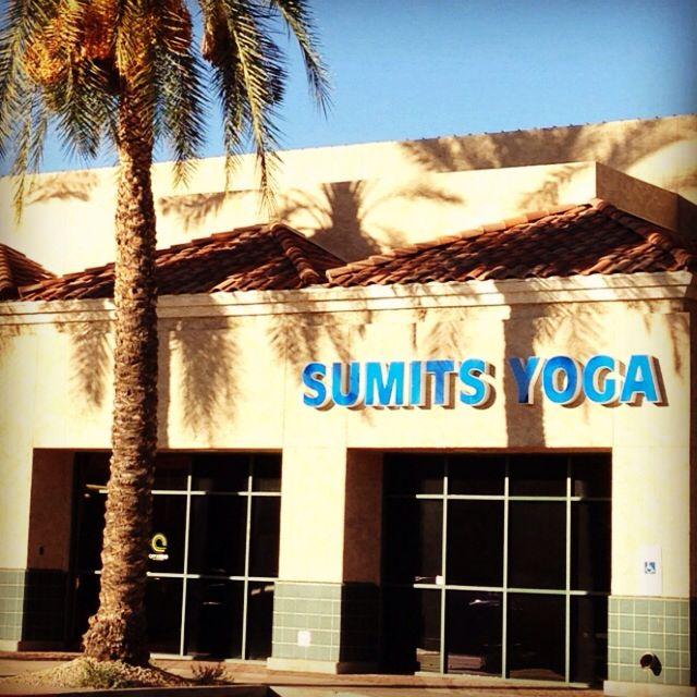 Sumits Yoga Scottsdale