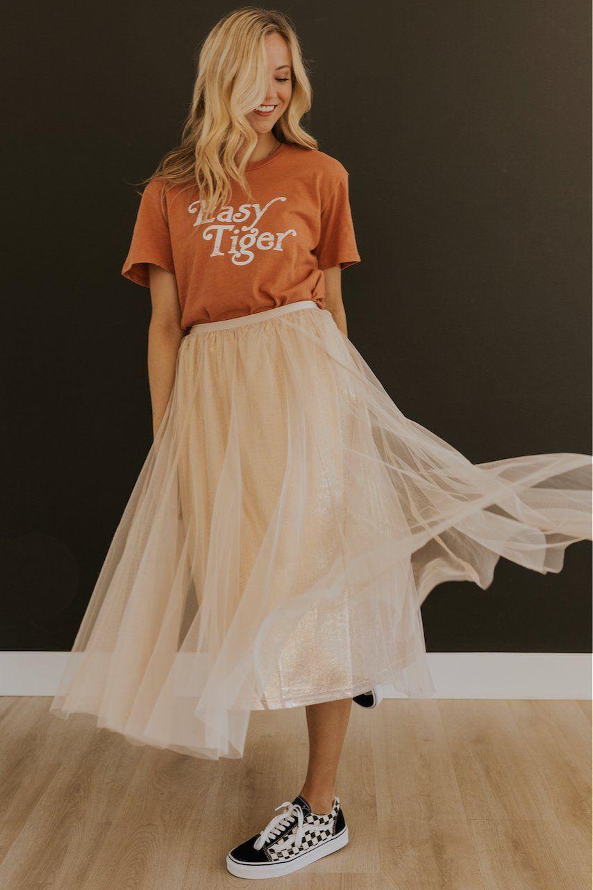 Summer Nights Midi Skirt Tulle Skirts Outfit Spring Dresses Women Midi Skirts Summer [ 1280 x 854 Pixel ]