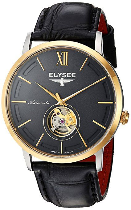 Elysee reloj hombre Classic Picus automática 77011G