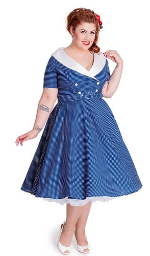 Redress Online Hand Picked Plus Size Vintage Modern Clothing