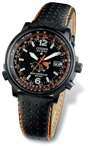 0f12ac1aac2 Citizen - ECO DRIVE RADIOCONTROLADO - Pilot Radiocontrolado - AS2025 ...