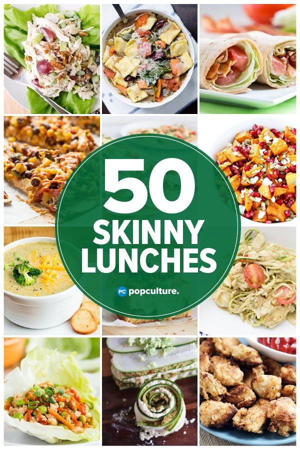 Nosh on 50 Healthy Lunches That'll Help You Lose Weight images