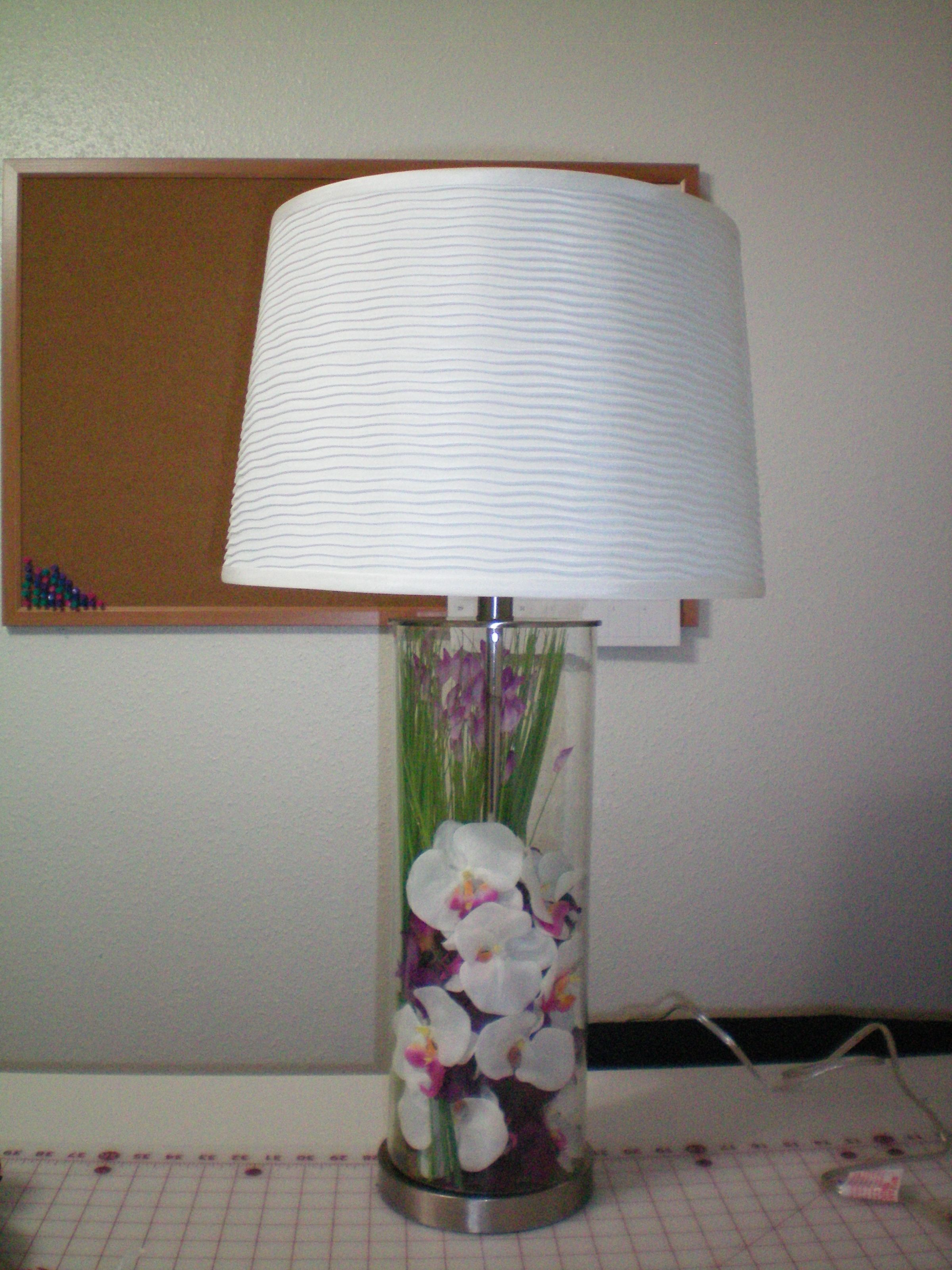 ideas for fillable lamps - Google Search | Home ideas | Pinterest ... for Diy Table Lamp From Vase  588gtk