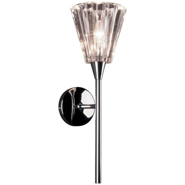 Maxim Lighting Visione 1-light Chrome Wall Sconce