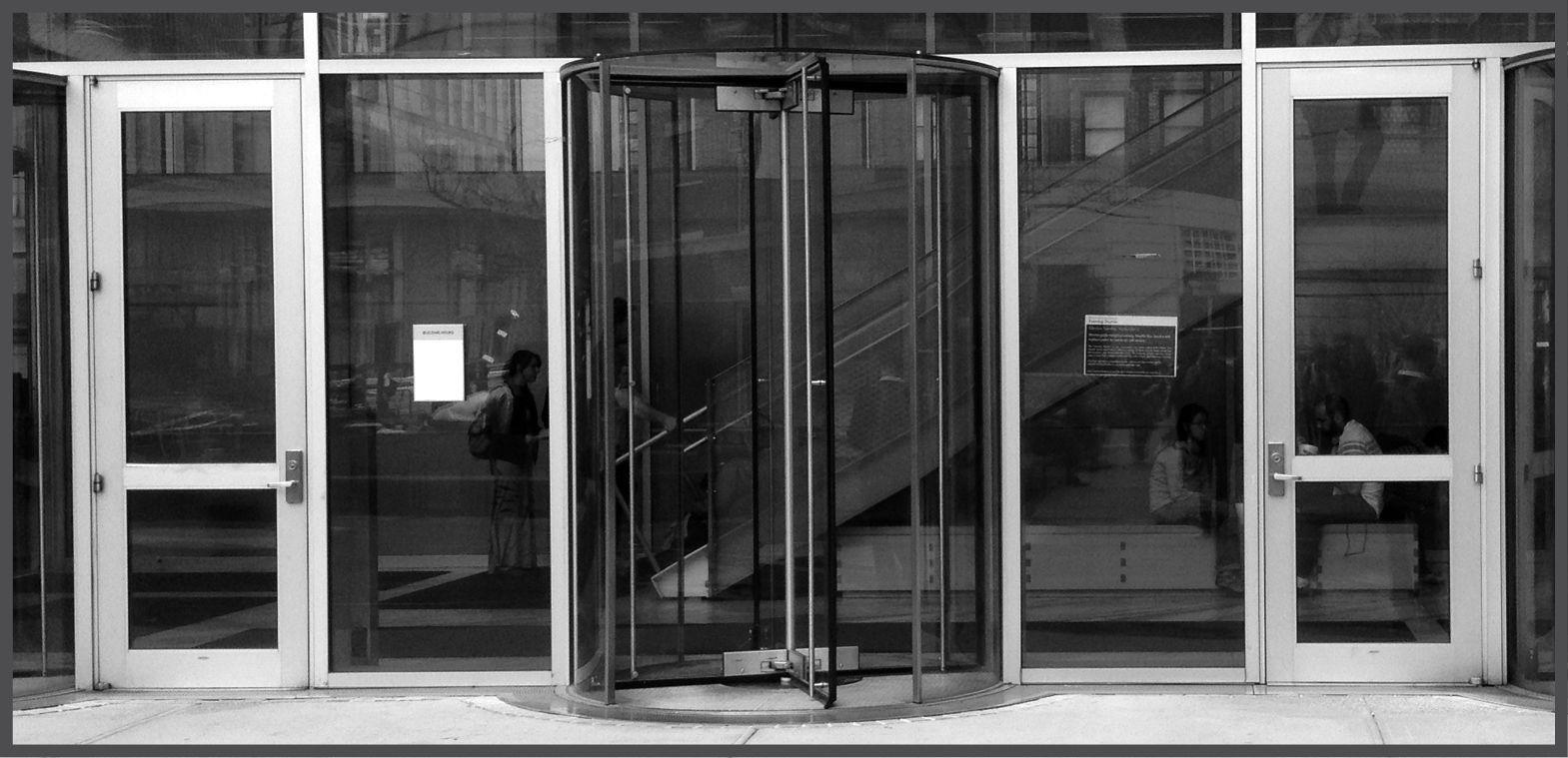 Doors & Small Disruptons: Revolving Doors | Building Pictures | Pinterest ...