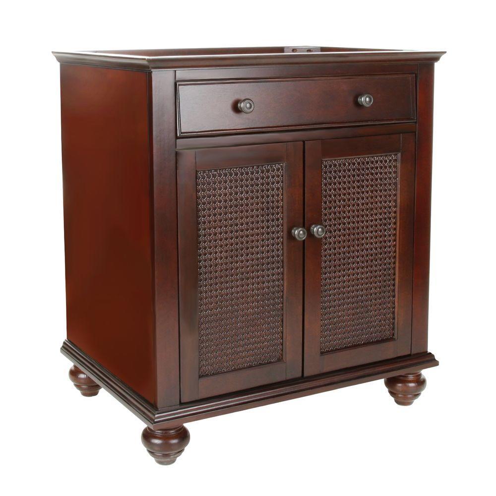 Febo Bimini 30 In Vanity Cabinet Only In Espresso F10ae0022a