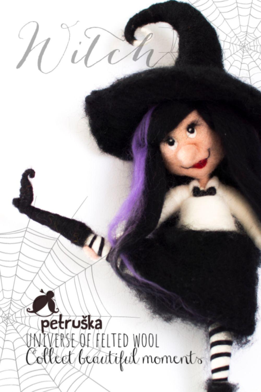Halloween Witch Decor Witch Doll Witch Decor Witch Doll