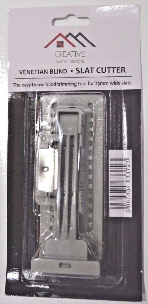 Venetian 25 mm Plastic Blinds Slat Slot Trimmer Cutter Plastic Trimming Tool