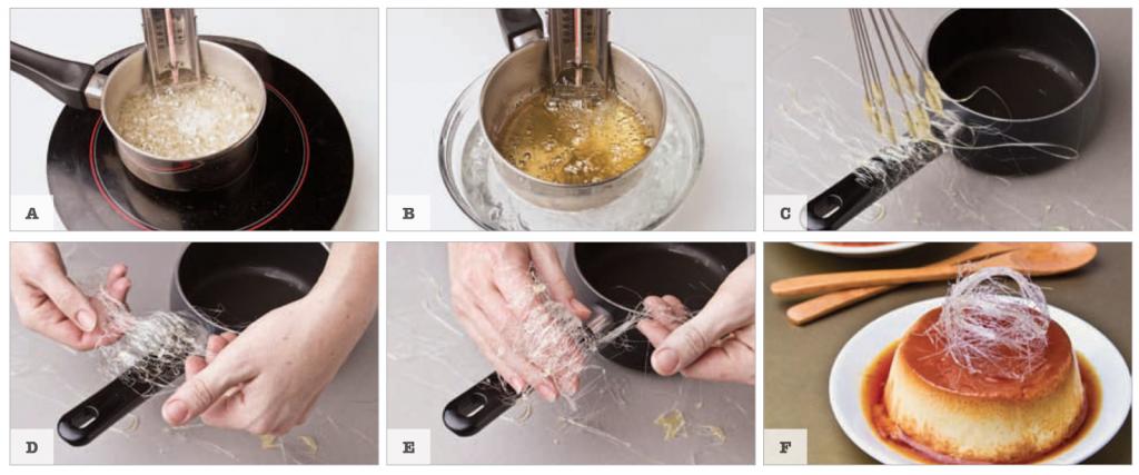 How to Make Spun Sugar - Quarto Creates