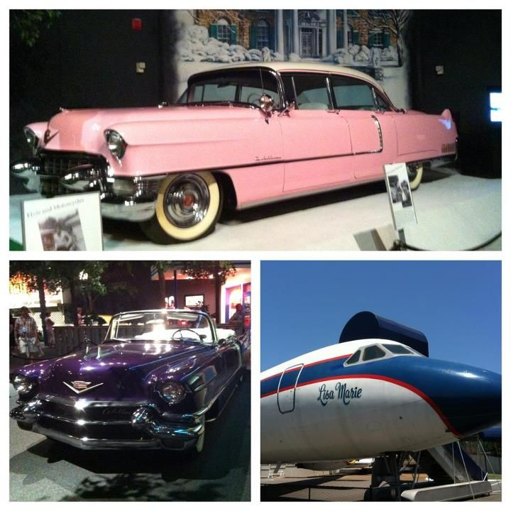 Elvis Cars And Plane