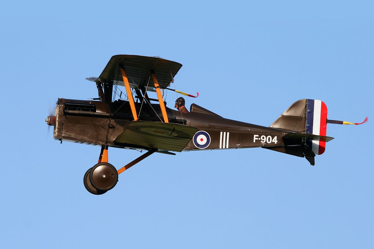 Royal Aircraft Factory S E 5a  Original  By