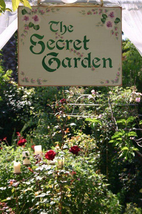 secret garden signs, the secret garden sign | my secret garden | pinterest | garden, my, Design ideen