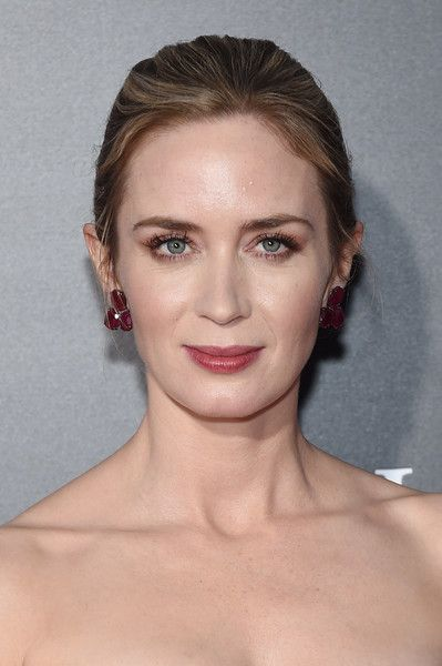 """Emily Blunt Photos - Emily Blunt attends the premiere for """"A Quiet Place"""" at AMC Lincoln Square Theater on April 2, 2018 in New York City. - 'A Quiet Place' New York Premiere"""