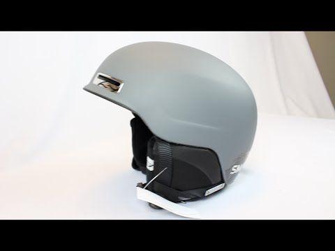 Smith Optics Maze Snowboard Ski Helmet Video Review Youtube