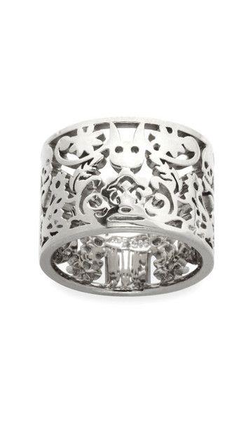 896d958b3e Karen Walker Filigree Ring | Style Wish List | Filigree ring, Karen ...