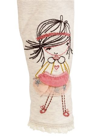Buy Girl Leggings Two Pack (3mths-6yrs) from the Next UK online shop