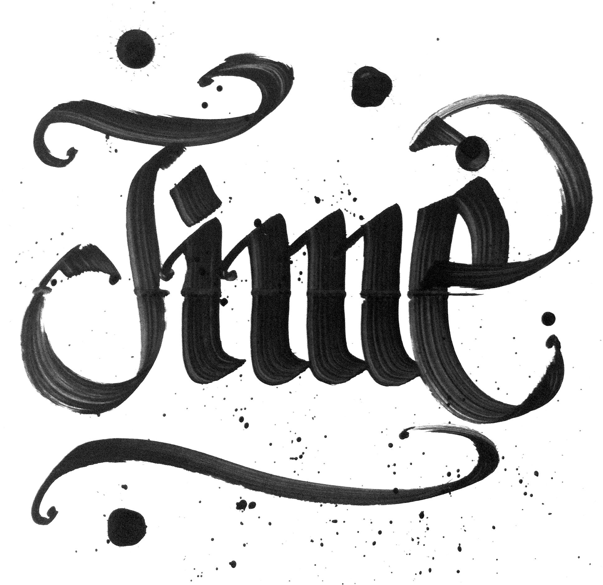 time word of the day calligraphie calligraffiti kalligraphie kalligraffiti kalligraphie. Black Bedroom Furniture Sets. Home Design Ideas