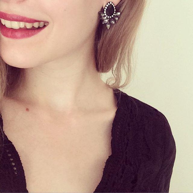 Ecstasy Statement #Earrings 13,90€ #happinessbtq