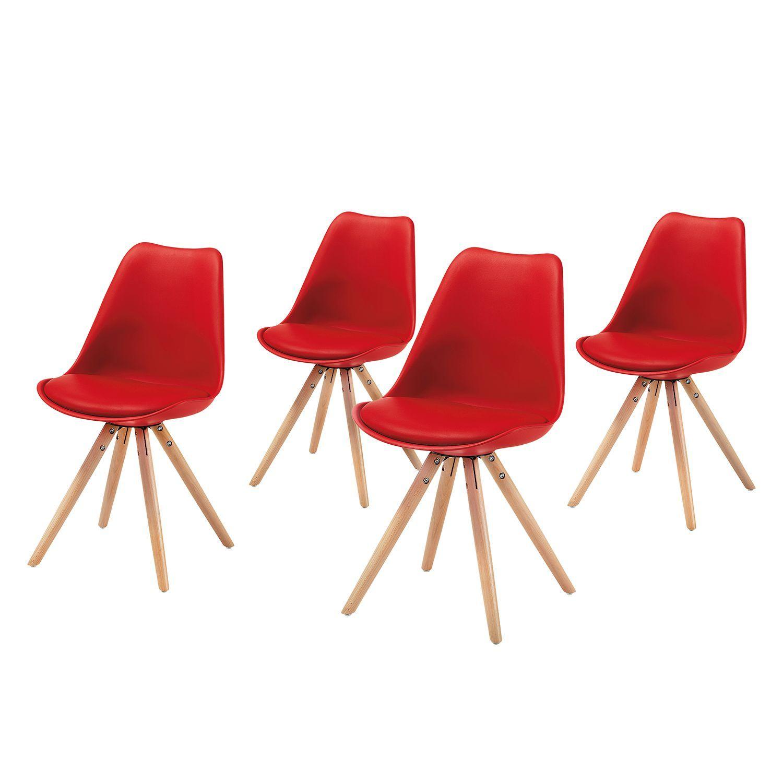 Polsterstuhl Thirza 4er Set Polsterstuhl Stuhle Stuhl Polstern