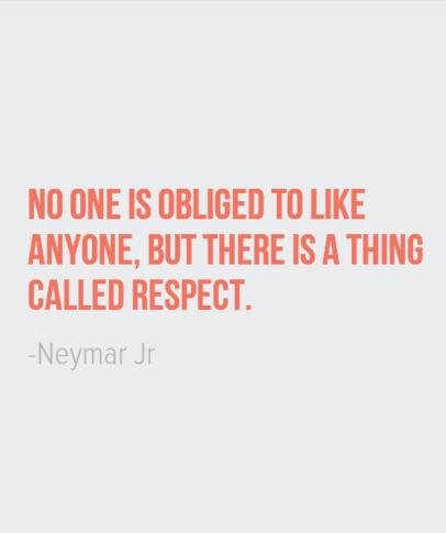 Neymar Jr quote