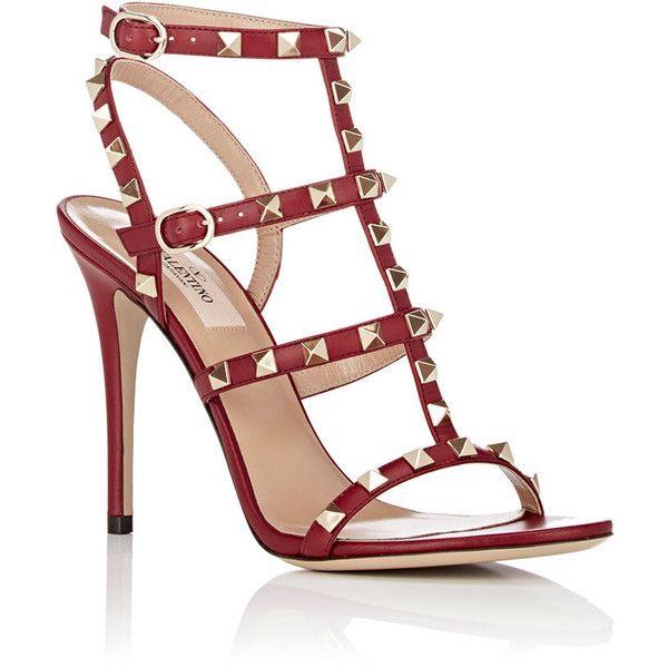 Womens Rockstud Multi-Strap Sandals Valentino Wyg0tzubx3